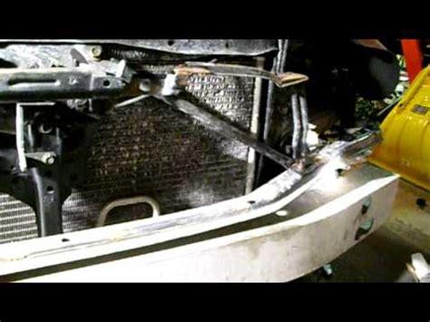 2000 nissan maxima radiator fan not working 5th generation 2000 nissan maxima lower radiator support