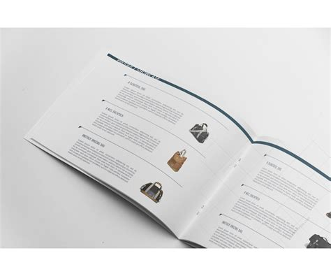 product catalogue template product portfolio template