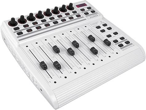 Midi Knobs And Faders by A Human Friendly Input Device