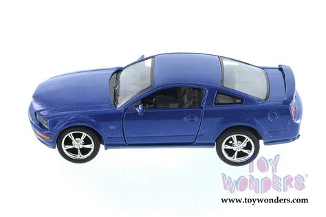 Diecast Kinsmart Ford Mustang Gt 2006 ford mustang gt top 5091d 1 38 scale kinsmart