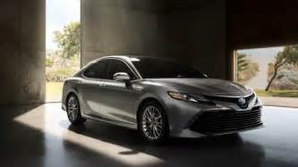 Toyota Camry Xe 2018 Toyota Camry Xse Xle Usa Price Specs Launch