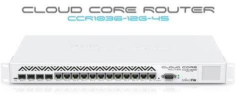 Router Ccr1036 12g 4s Em mikrotik cloud router ccr1036 12g 4s em with 16gb ram