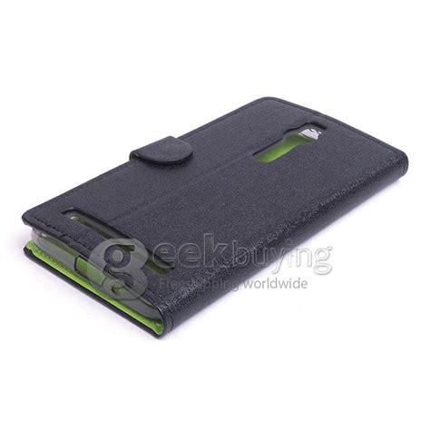 Asus Zenfone 4s 4 5inch Hardcase protective pu leather cover with for asus