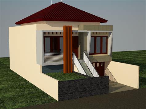 Desain Rumah Garasi Basement | desain rumah garasi basement denah rumah
