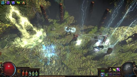 exle of falling path of exile the fall of oriath screens and act vi