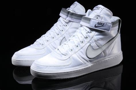 nike vandal high supreme nike vandal high supreme snow white 318330 100 sneaker
