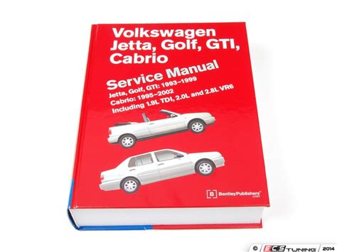 service and repair manuals 1995 volkswagen golf lane departure warning bentley vg99 vw mkiii jetta golf gti 93 99 cabrio 1995 2002 service manual