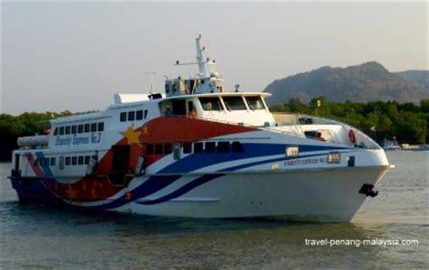 ferry penang to langkawi ferry from kuala perlis to langkawi fares schedule 2017