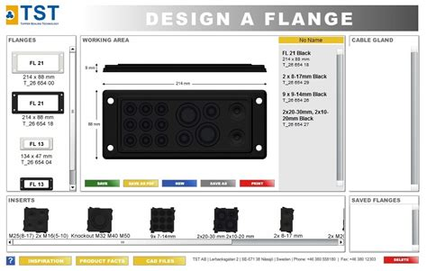 pattern making software name design a flange software