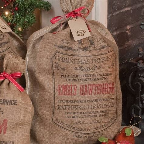 ho ho ho what s in this festive hessian sack