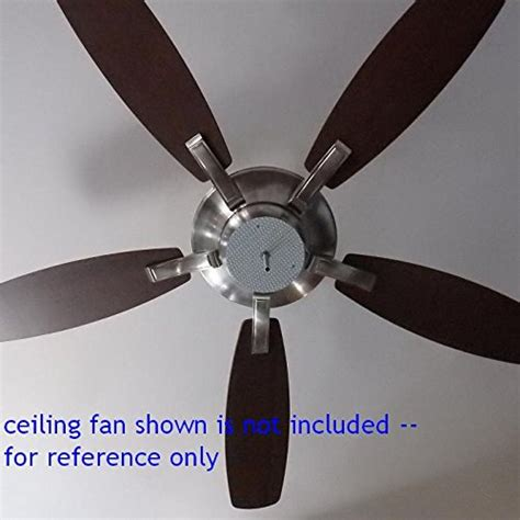 Ceiling Fan With Dimmable Light 6 Quot Diameter Extremely Bright Cool White 6000k Led Panel For Ceiling Fan Light 3300lumens