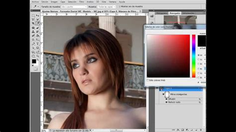 imagenes hechas con el photoshop cs5 hd youtube en photoshop cs5 avanzado suavizar detalles parte 1 de 3