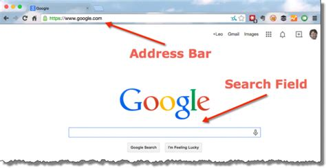 Explorer Search From Address Bar Image Gallery Search Bar