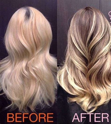 how to low light bleached hair pinterest the world s catalogue of ideas