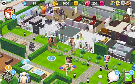 home design story game on computer home street design your dream home android apps on