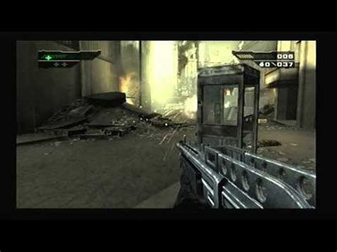 black video game black ps2 game intro mission 1 gameplay youtube