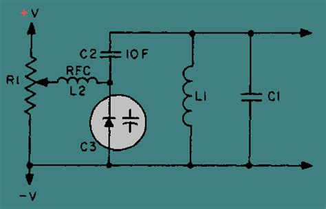 tunnel diode equivalent circuit varactor diode equivalent circuit 28 images miniature antenna with frequency agility