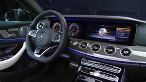 2018 mercedes e class coupe edition1 interior trailer