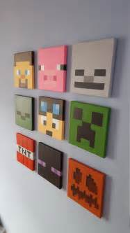 Diy Minecraft Decorations by 25 Best Ideas About Minecraft Gifts On
