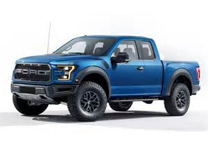 Ford F150 Raptor New 2017 Ford F 150 Raptor Packs More Power And Attitude