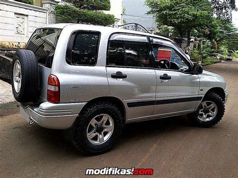Headl Suzuki Escudo 1 6 2 0 Asli Sgp suzuki escudo 1 6 liter 2004 silver metalik dp ringan