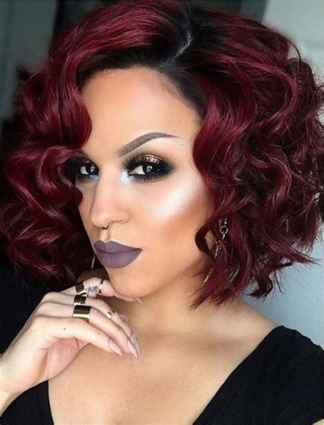 car mal highlight on wavy bob hair cut bob haircuts and color 2017 haircuts models ideas