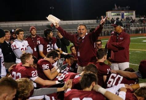 central coast section football football sacred heart prep coach pete lavorato steals