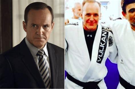 clark gregg brazilian jiu jitsu clark gregg aka agent coulson earns bjj black belt