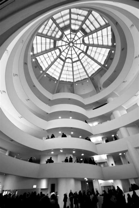 Guggenheim New York Interior by The Interior Of The New York City S Guggenheim Museum