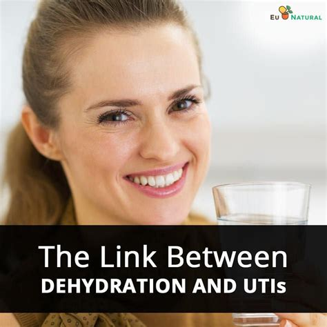 uti dehydration the link between dehydration and utis