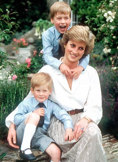 Princess Diana S Children | not a day goes by when i don t think of mummy prince