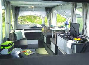 Pop Up Camper Interior Design Pop Up Campers Buying Tips And Advice