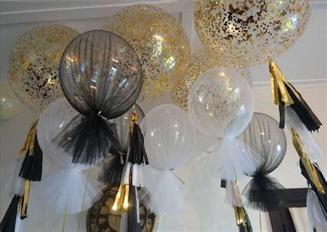 confetti tassel  chrome balloons balloon