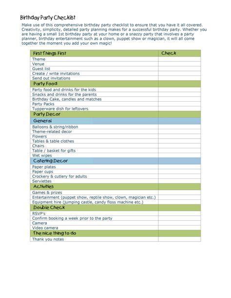 event planner checklist banquet checklist template ildecoupagedi