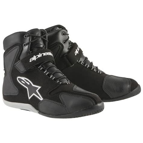 alpinestars shoes alpinestars fastback wp shoes revzilla
