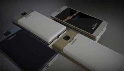 Hp Nokia Smartphone Android nokia 1100 concept smartphone with android os