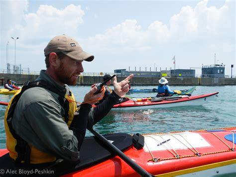 boat radio protocol have kayaks will travel taking advantage of paddling