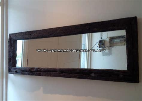 Jual Cermin Hias Di Surabaya jual cermin antik kayu rel harga murah berkualitas