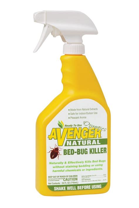 organic bed bug spray natural bed bug spray