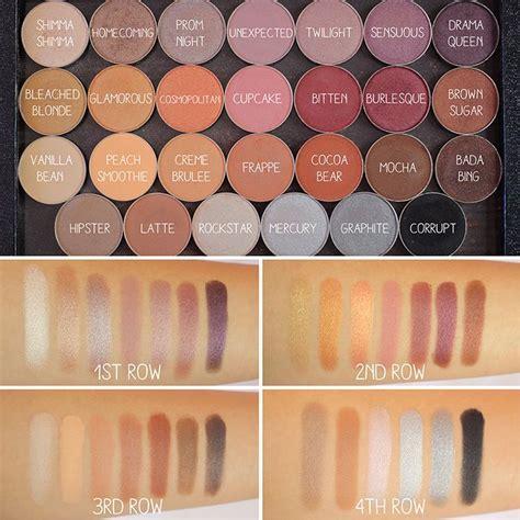 Eyeshadow Sariayu Kosmetik make up eyeshadow swatches make up schminke makeup und kosmetik