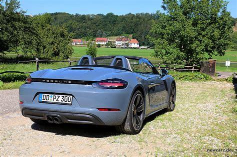 Porsche Approved Garantie Kosten by Porsche 718 Boxster S Offenbarung Eines Kurvenkillers