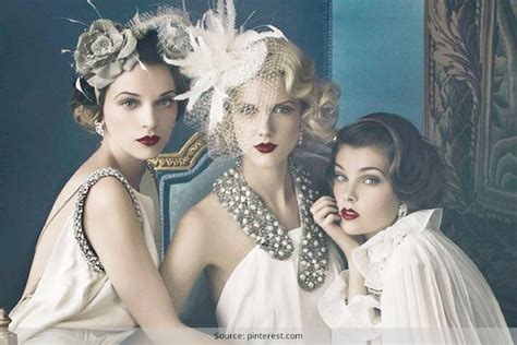 25 best ideas about great gatsby hair on pinterest great gatsby makeup styles mugeek vidalondon