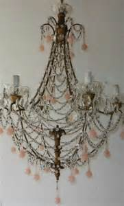 Chic Chandeliers Vintage Chandelier Country Chic Lights Lamps Amp More
