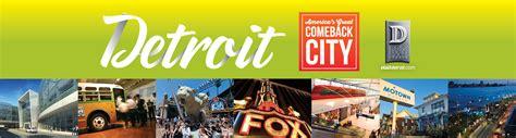 detroit metro convention visitors bureau experience detroit america s great comeback city