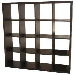 3 Shelf Bookcase Ikea 16 Cube Bookcase Rona