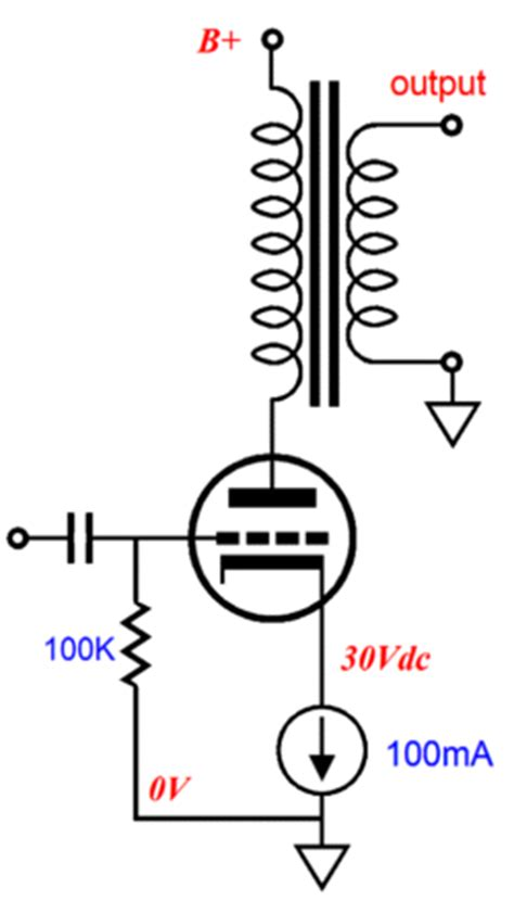 weakly coupled inductors cathode bias with a counstant 28 images antique radio forums view topic help understanding