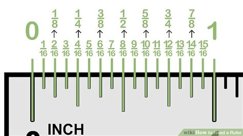 2 inch by 3 1 4 inch business card templates how to read a ruler 10 steps with pictures wikihow