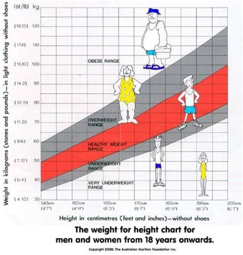 ideal picture height 1000 ideas about height weight charts on pinterest