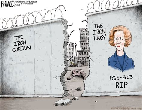 define iron curtain iron lady thatcher last from a great era netright daily