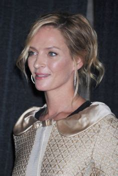 updo for hoteliers 1000 images about uma thurman on pinterest uma thurman